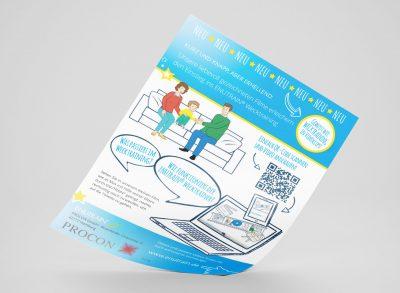 vh-crossmedia | Faltblätter, Folder, Flyer