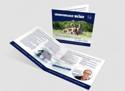 vh-crossmedia | Faltblätter, Folder, Flyer