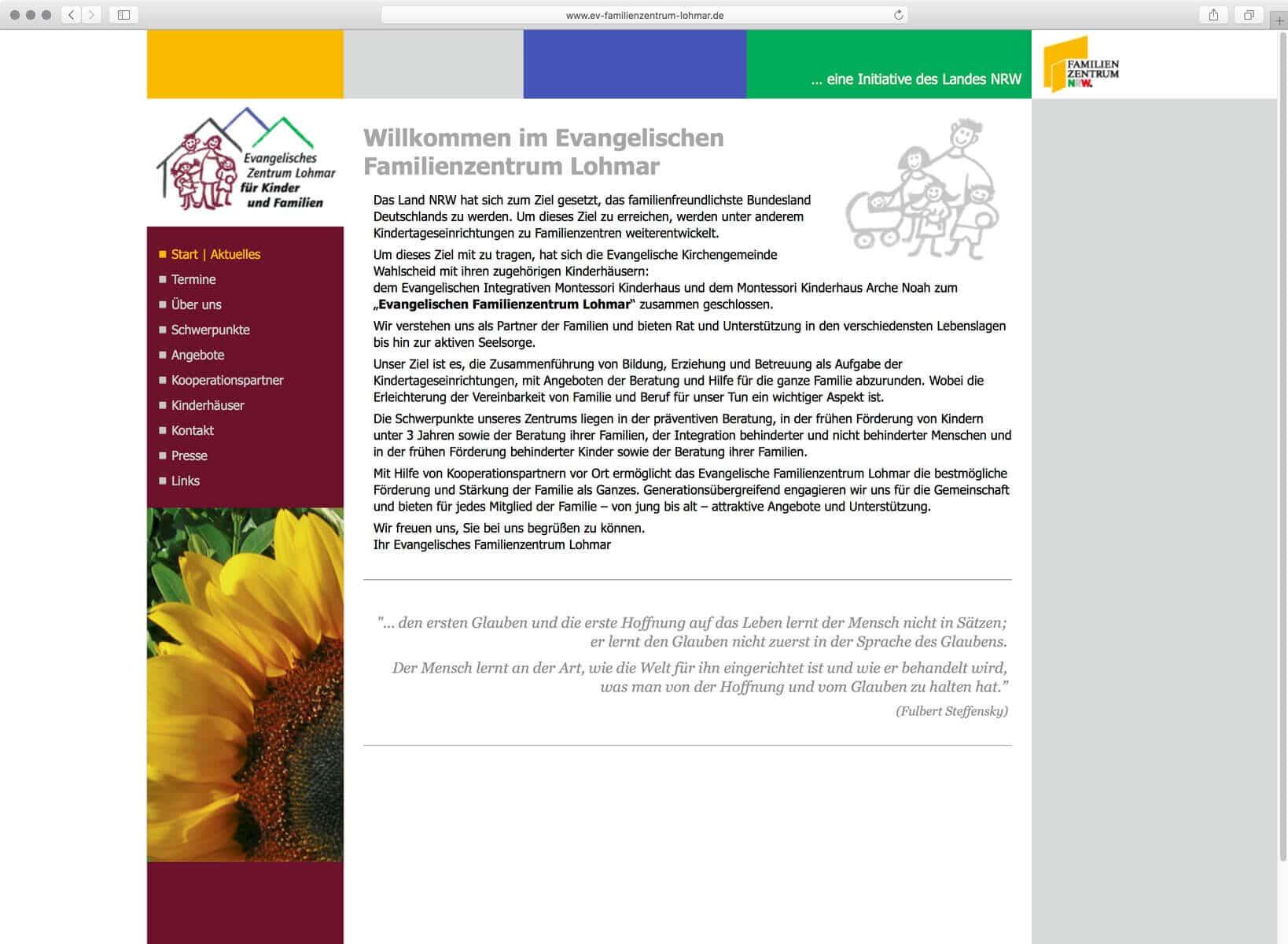 www.ev-familienzentrum-lohmar.de