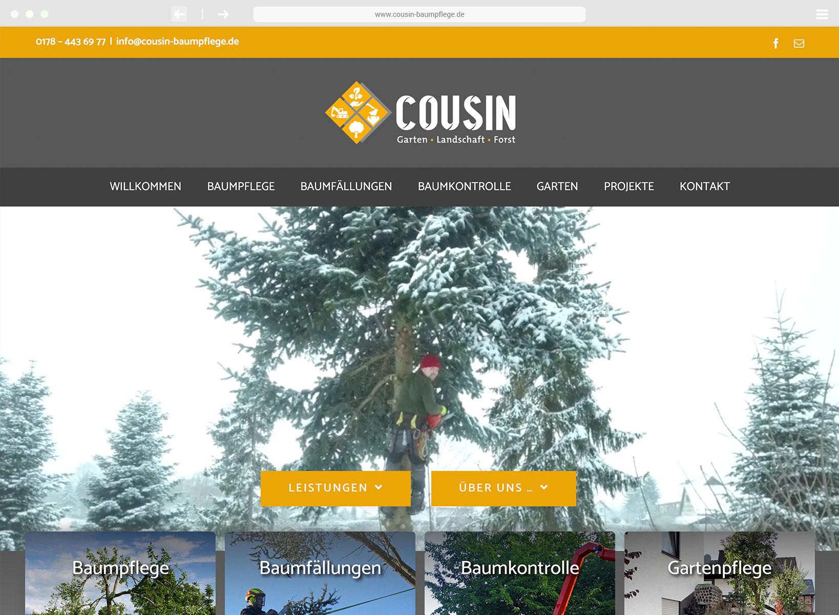 www.cousin-baumpflege.de