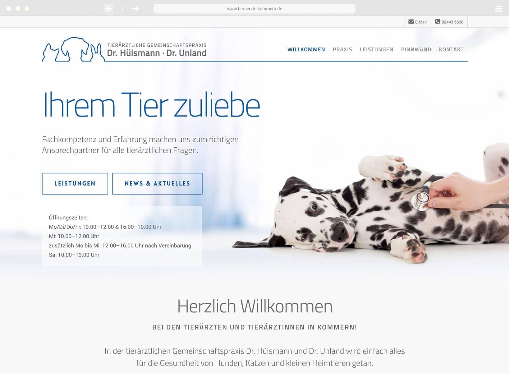 www.tieraerzte-kommern.de