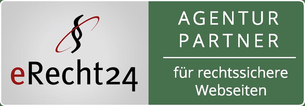 eRecht24 Premium Agentur-Kunde