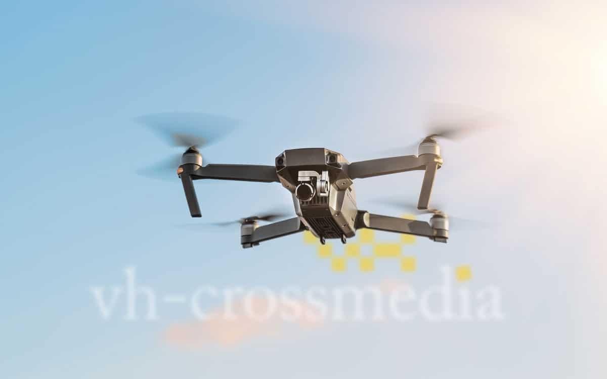Professionelle Luftaufnahmen und Luftbilder per Drohne